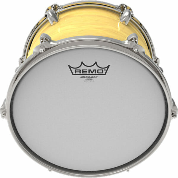 Remo Coated Ambassador 14 inch Drum Head-1890