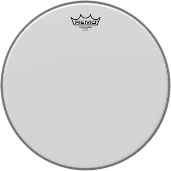 Remo Coated Ambassador 10 inch Drum Head-1880