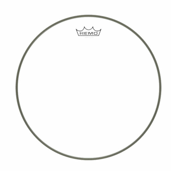 Remo Hazy Ambassador 12 inch Snare Side Drum Head-1902