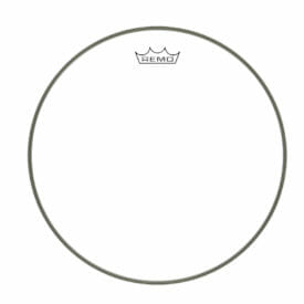 Remo Hazy Ambassador 13 inch Snare Side Drum Head-1900