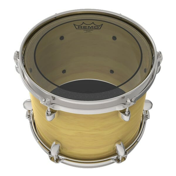 Remo Clear Pinstripe Pro Pack 12/13/16 Inc FREE 14 inch Drum Head-1128