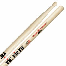 Vic Firth Rock Wood Tip Drum Sticks VF-ROCK-0