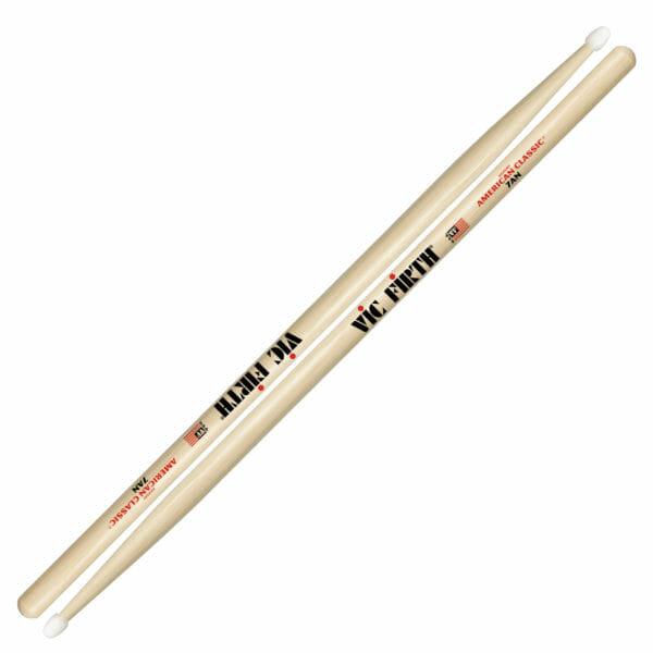 Vic Firth 7A Nylon Tip Drum Sticks VF-7AN-0