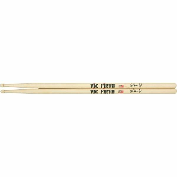 Vic Firth Steve Jordan Wood Tip Drum Sticks VF-SJOR-0