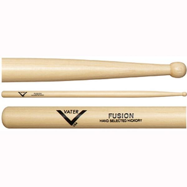 Vater Hickory Fusion Wood Tip Drum Sticks VHFW-0
