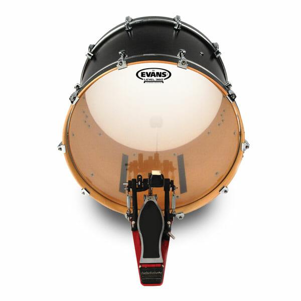 Evans G1 Clear 20 inch Bass Head-0