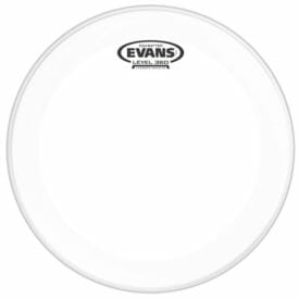 Evans EQ4 Clear 20 inch Bass Head-979