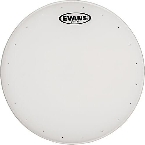 Evans Genera Dry 14 inch Snare Head-1059