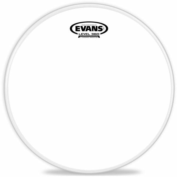 Evans Power Centre Reverse Dot 13 inch Snare Head-960