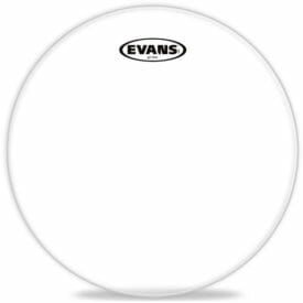 Evans G2 Clear 12 inch Tom Head-1855