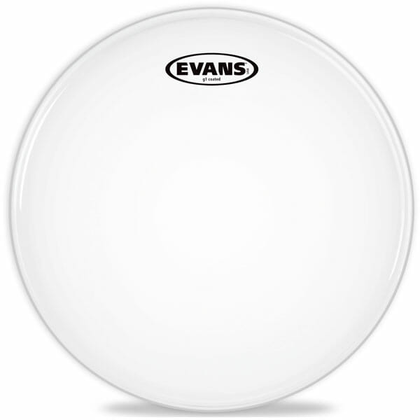 Evans G1 Coated 08 inch Tom Head-909