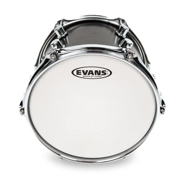 Evans G1 Coated 18 inch Tom Head-0