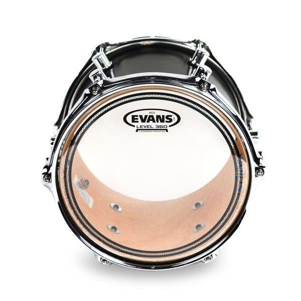 Evans EC2 SST Clear 18 inch Tom Head-0