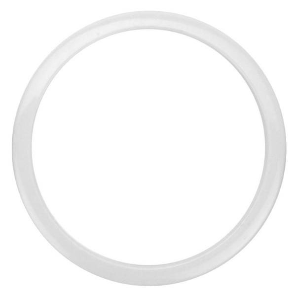 Bass Drum O's 4 inch White-0