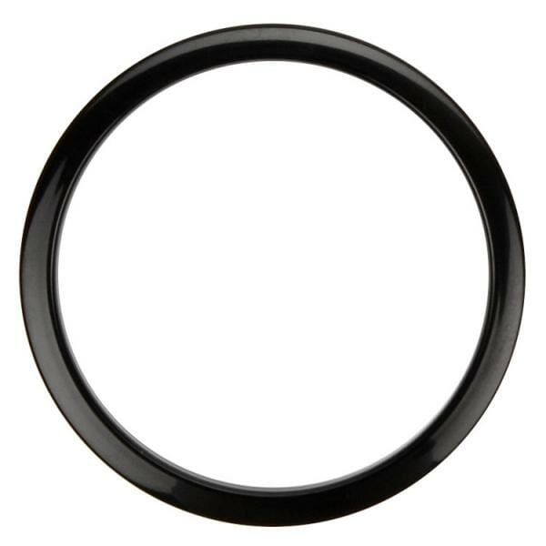 Bass Drum O's 6 inch Black-0