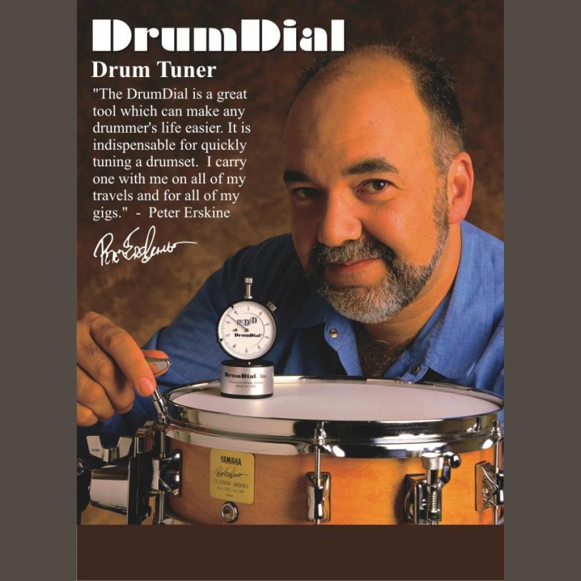Drum Dial Drum Tuner-1938