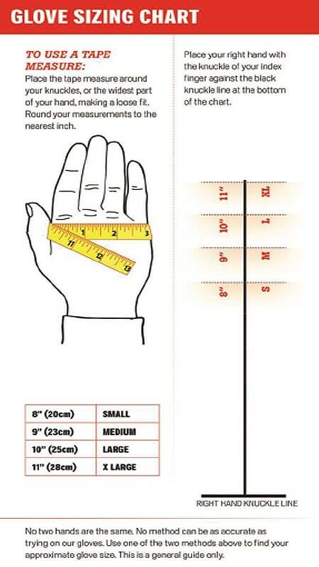 Ahead Gloves Medium-1480