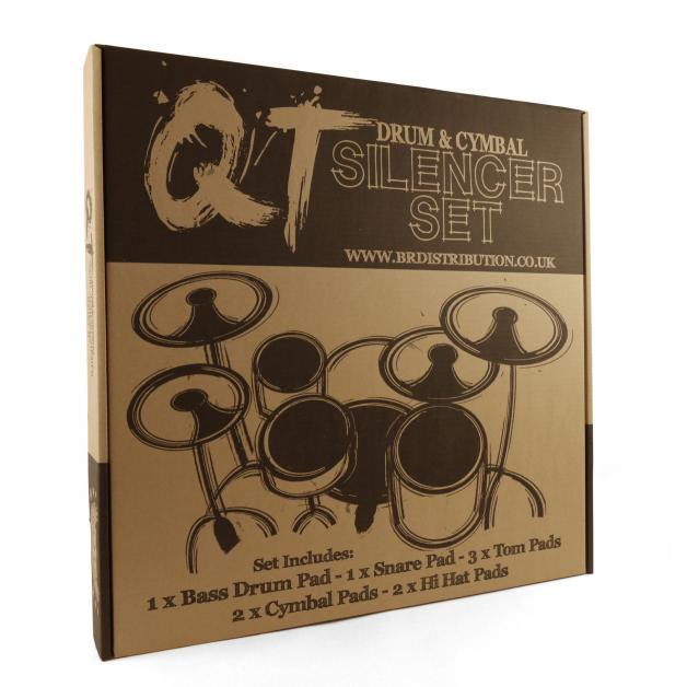 QT Silencer Pad 20 Fusion Set-0