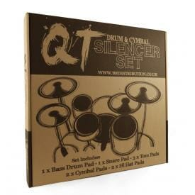 QT Silencer Pad 22 Rock Set-1446