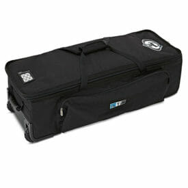 Protection Racket Hardware Bag 28 x 14 x 10 inch w/Wheels-0