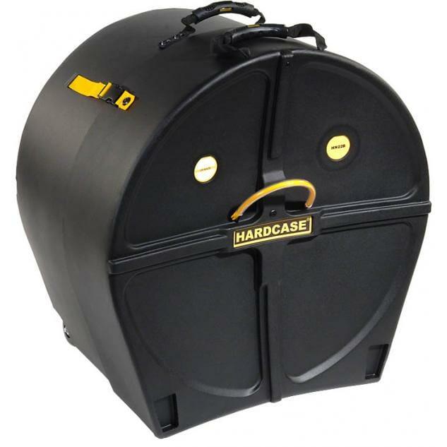 Hardcase Bass Drum Case 22 inch-0