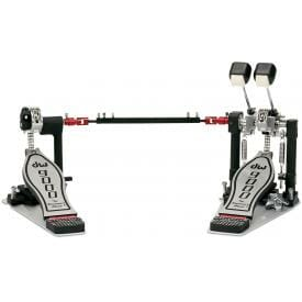 Drum Workshop 9002 Series Double Pedal Inc Case DWCP9002PC-0
