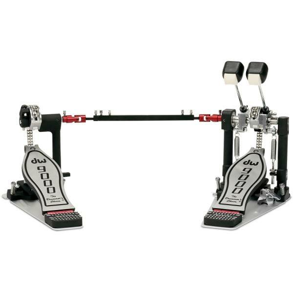 Drum Workshop 9002 Series Double Pedal Inc Case DWCP9002PC-0