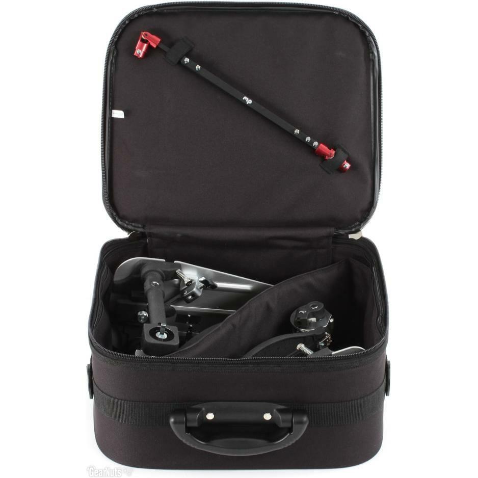 Drum Workshop 9002 Series Double Pedal Inc Case DWCP9002PC-675