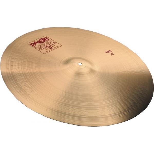"""Paiste 2002 20"""" Ride Cymbal-0"""