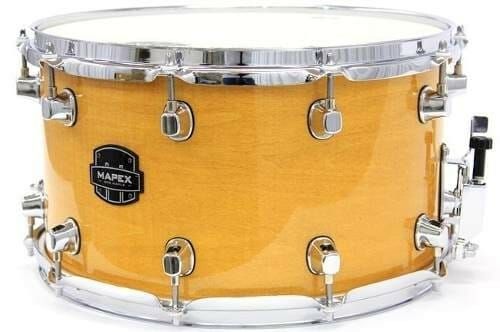 Mapex MPML4700CNL MPX Maple Snare Drum 14x7inch - Natural-0