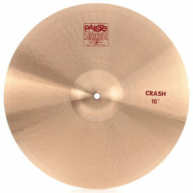 "Paiste 2002 16"" Medium Crash-0"