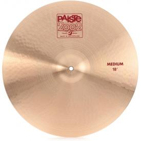 "Paiste 2002 18"" Medium Crash-0"