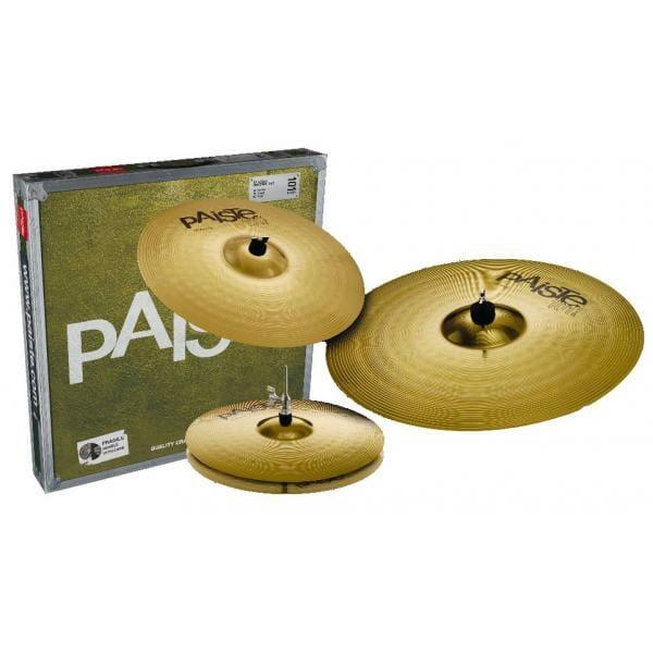 Paiste 101 Universal Cymbal Set-0