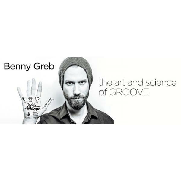 Meinl Benny Greb Byzance Vintage Sand Cymbal Set-1349