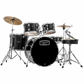 "Mapex Tornado Starter Drum Kit - 20"" Fusion Black"