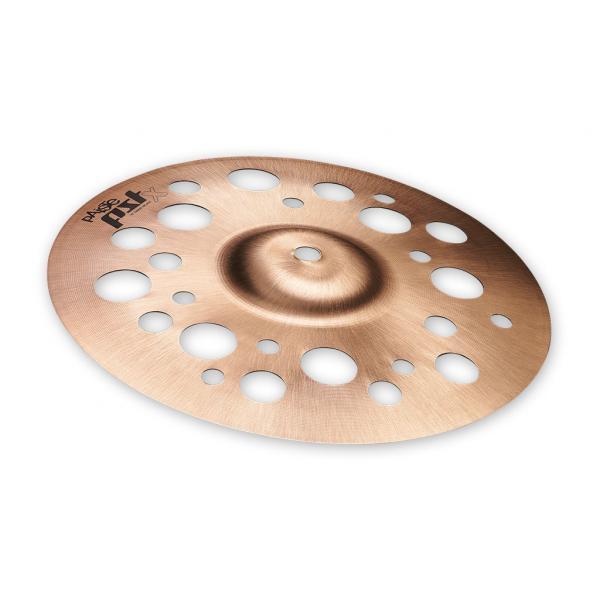 """Paiste PST X Swiss 10"""" Splash Cymbal PSTXSWSPL10-0"""