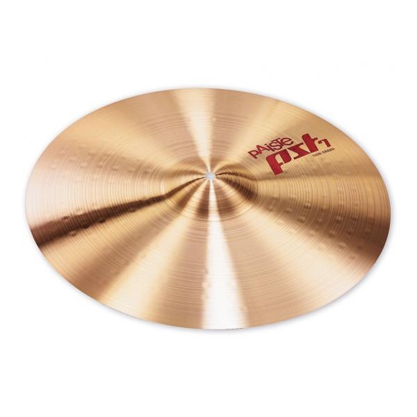 "Paiste PST7 16"" Thin Crash Cymbal PST7TCR16-0"
