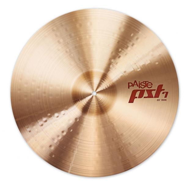 "Paiste PST7 20"" Regular Ride Cymbal PST7RDE20-0"