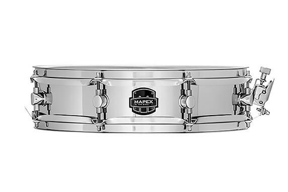 Mapex MPST3354 MPX 13x3.5 Steel Piccolo Snare Drum-0