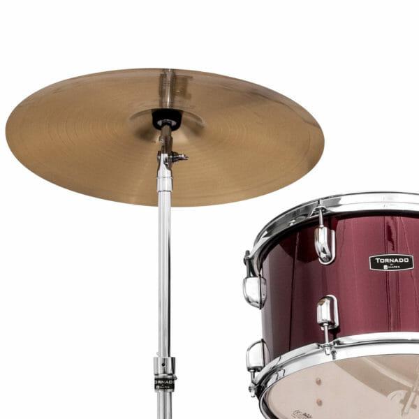 "Mapex Tornado Starter Drum Kit - 20"" Fusion BlueMapex Tornado Starter Drum Kit - 20"""