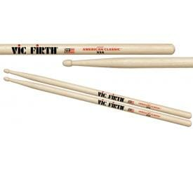 Vic Firth Extreme 5A Wood Tip Drum Sticks VF-X5A-0