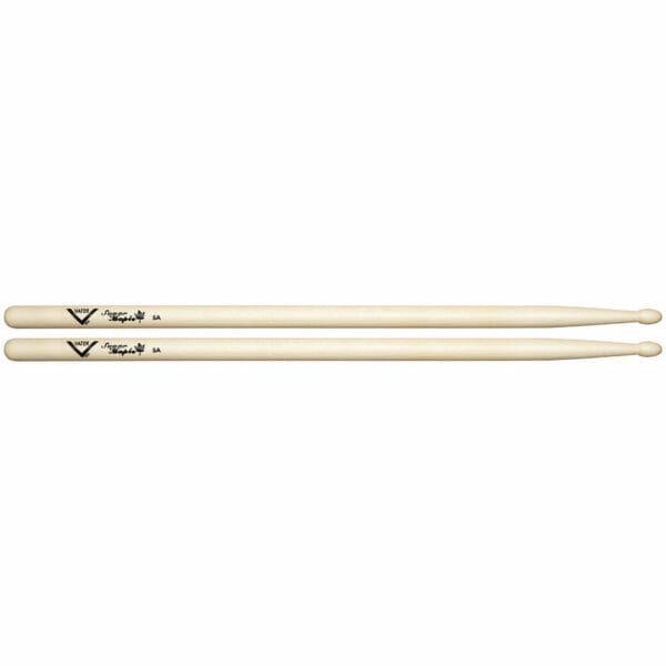 Vater Sugar Maple Los Angeles 5A Wood Tip Drum Sticks VSM5AW-0
