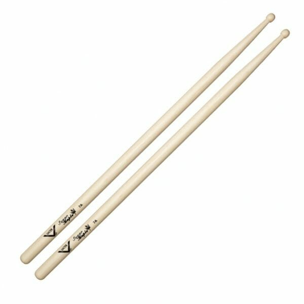 Vater Sugar Maple Los Angeles 7A Wood Tip Drum Sticks VSM7AW-0