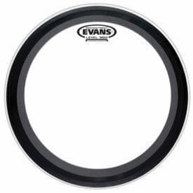 Evans EMAD Heavyweight Clear 20 inch Bass Head-1015