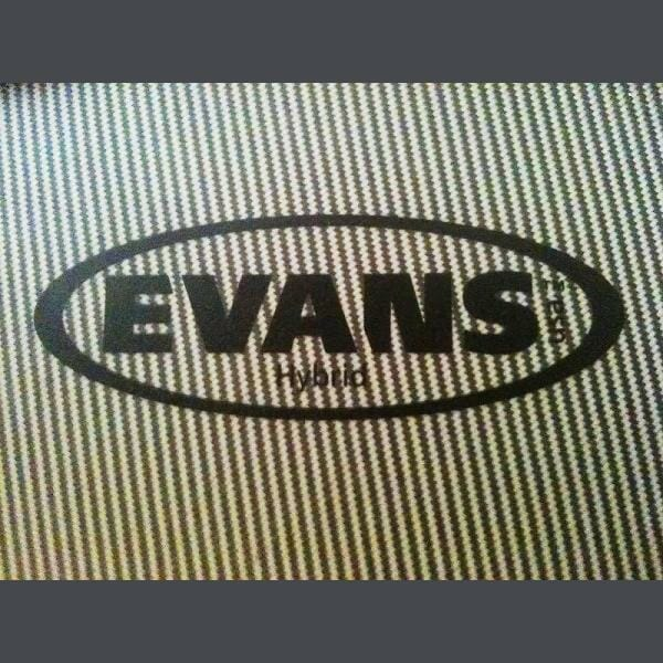 Evans Hybrid Coated 14 inch Snare Head-1072