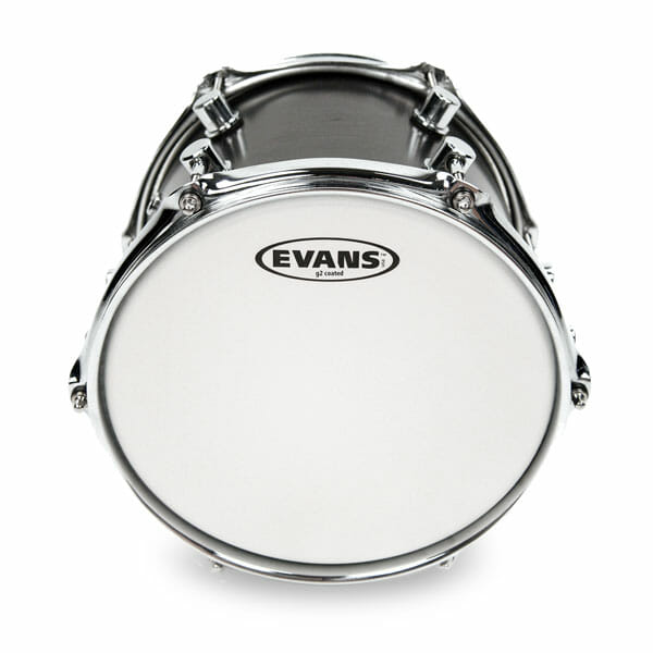 Evans G2 Coated 8 inch Tom Head-0