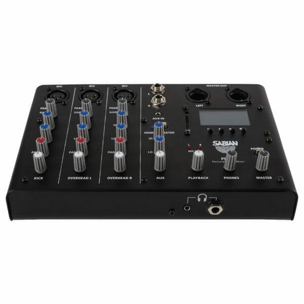 Sabian Sound Kit Complete 4 Piece Drum Mic & Mixer Kit Details-1515