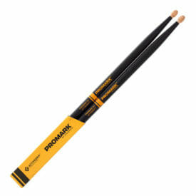 Promark Forward 5A ActiveGrip Acorn Drum Sticks-0