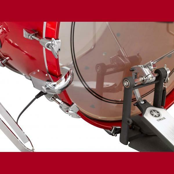 Yamaha DT50K Kick Drum Trigger Solid Die-Cast Metal Body & Chrome Finish-2138
