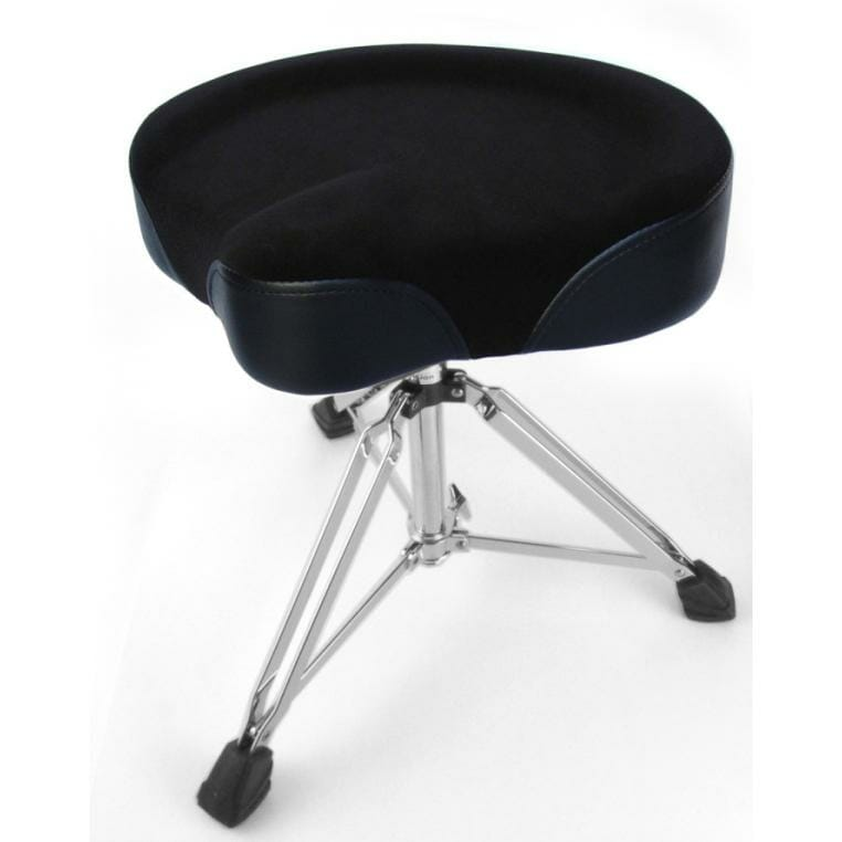 Cycle Seat Drum Throne -Black-0